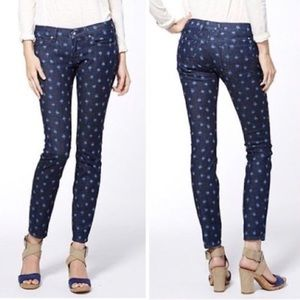 LUCKY BRAND Charlie Polka Dot Jeans